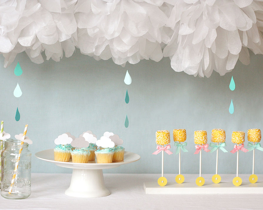 simple plans to throw an enjoyable baby shower