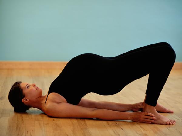 Укрепление спины для беременных 9