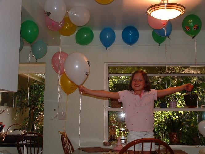 A Surprise Party