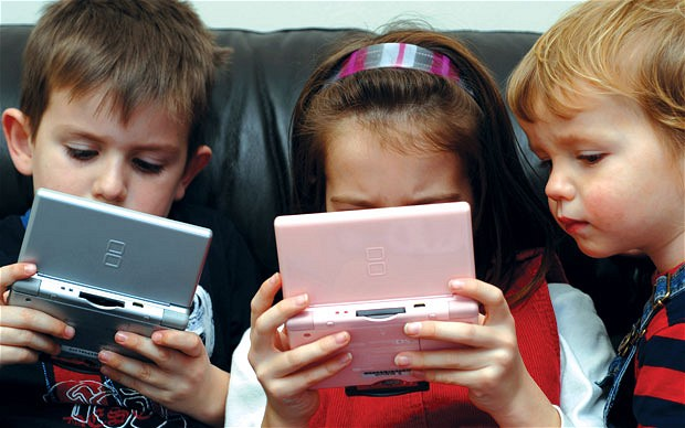 Advantages of using gadgets by kids